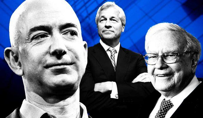 Buffett, Bezos ve Dimon Üçlüsünün Yeni Sağlık Şirketlerinin CEO'su Açıklandı!