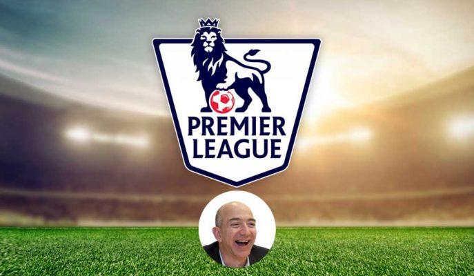 Canlı Maç Olayına da Giren Amazon, Premier Lig'in Yayın Haklarını Aldı!