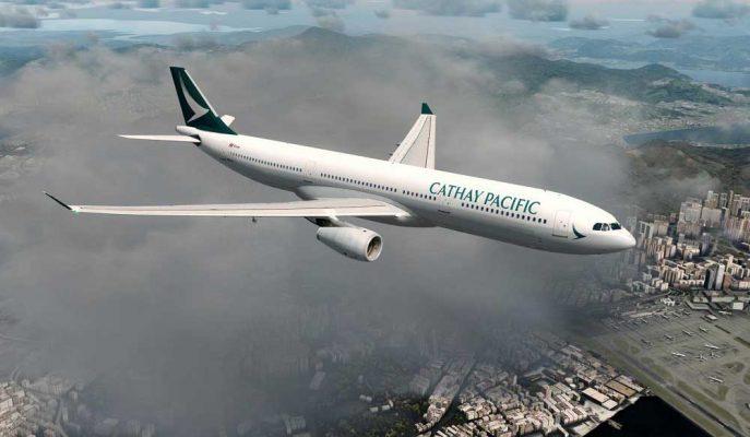 Cathay Pacific, Ne Ticaret Savaşından Ne de Artan Petrol Fiyatlarından Etkileniyor!