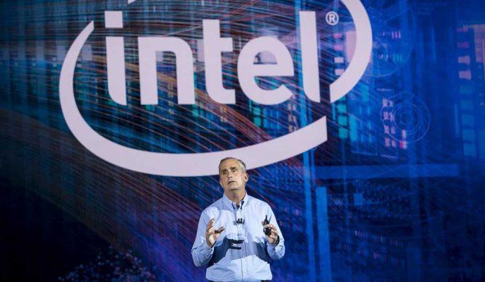 CEO'su İstifa Eden Intel'in Hisse Senetleri Değer Kaybediyor