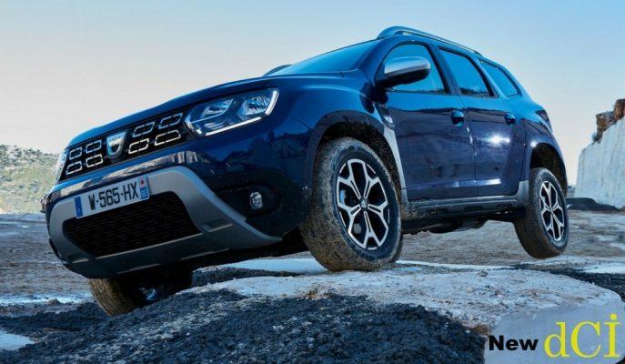 Dacia'nın İlk defa Duster'da Kullanacağı Yeni Dizel Motorunu Tanıtıldı!