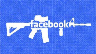 Facebook Silah Aksesuarı Reklamlarına Yaş Sınırlaması Getiriyor