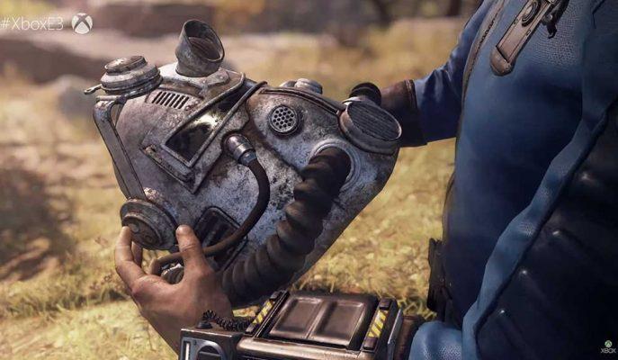 Milyonlarca Kişi ile Çevrimiçi Hayat Mücadelesi Vereceğiniz Fallout 76 Tanıtıldı