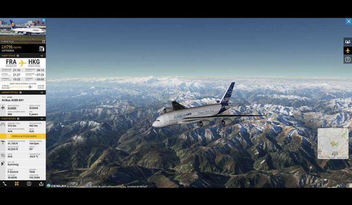 Uçuş Takip Sitesi Flightradar24 Hackerların Saldırısına Uğradı!