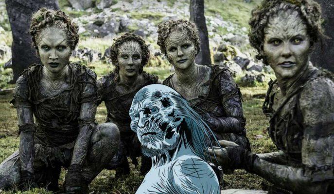 Game of Thrones'un İlk Spin-Off Dizisi, Olayların 10 Bin Yıl Öncesini Anlatacak!