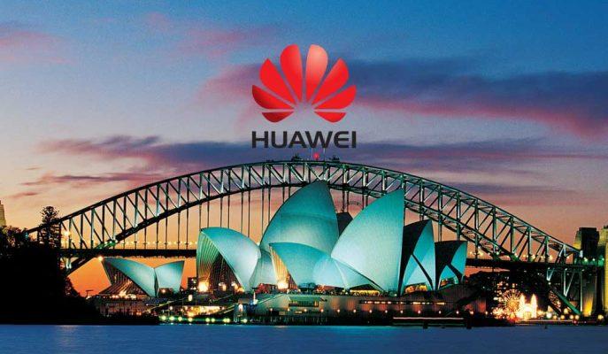 Huawei Başkanı, Çin Veri Paylaşımı Konusunda Avustralya'ya Garanti Verdi!