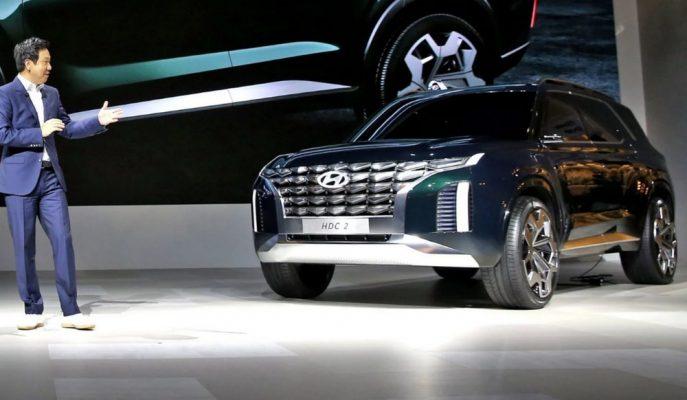 Hyundai HDC-2 Grandmaster SUV ile 4X4 Alanını Genişletiyor!