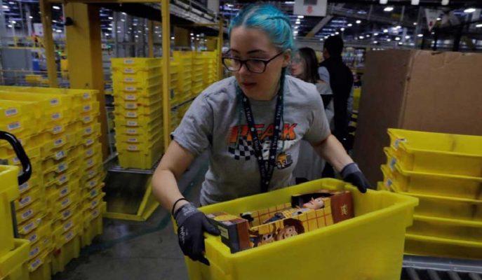 İşçilerine Robot Muamelesi Yapan Amazon, 3 Yılda 600 Kez Ambulans Çağırmış!