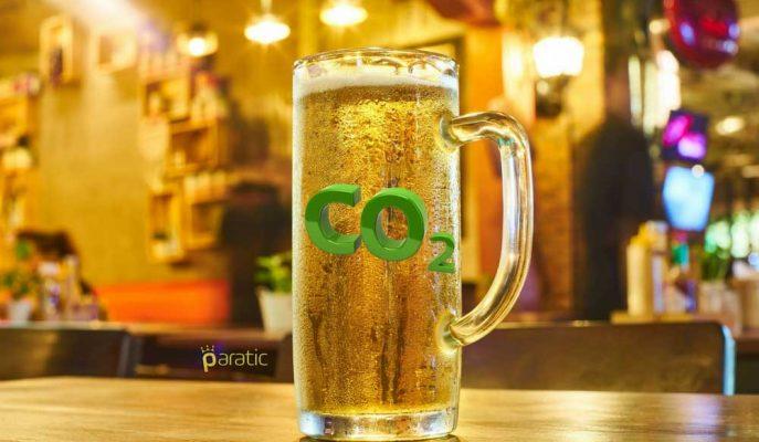 Karbondioksit Krizi Bira ve Et Sektörünü Olumsuz Etkileyebilir!