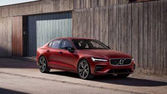 2019 Yeni Volvo S60 Üstün Donanım ve Teknik Özellikleriyle Tanıtıldı!