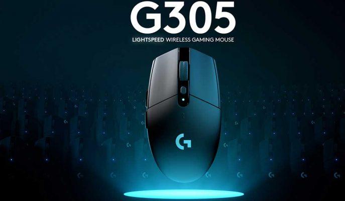 Oyunculara Yönelik Kablosuz Mouse Logitech G305 Türkiye'ye Geliyor!