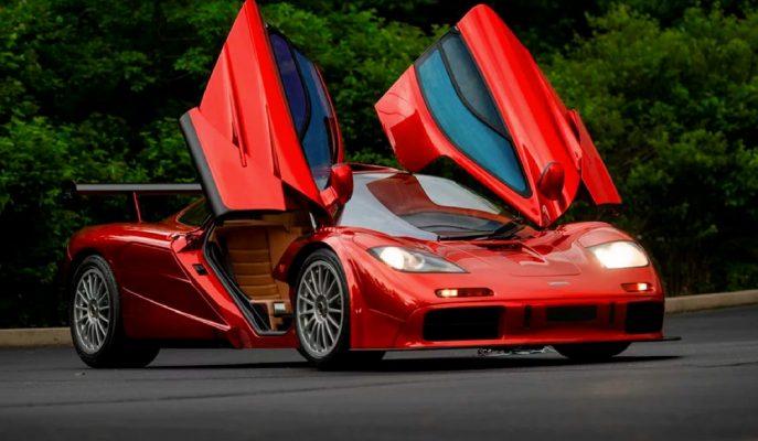 McLaren'ın 14 Milyon Dolara Satılması Beklenen Nadir F1 Modeli!