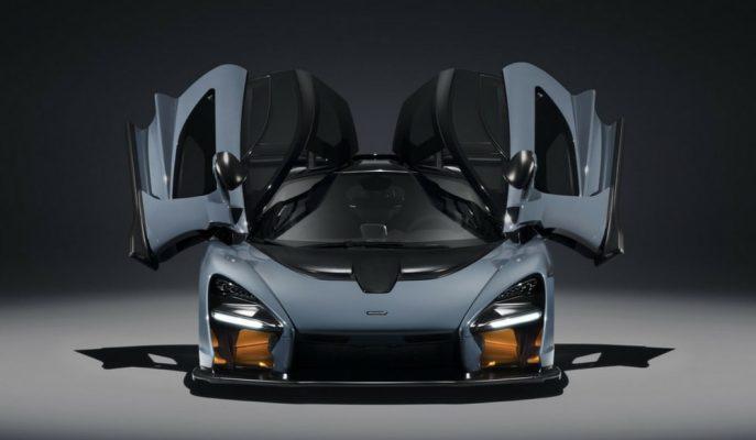 McLaren Senna'yı Almak İsterseniz 720S Modeli Kadar Ekstra Vermeniz Gerekecek!