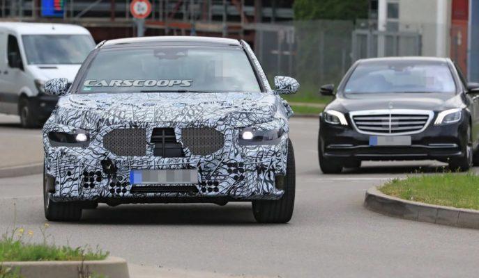 Mercedes'in Amirali Yeni W223 S Serisi Sağlam Özelliklerle Gelecek!