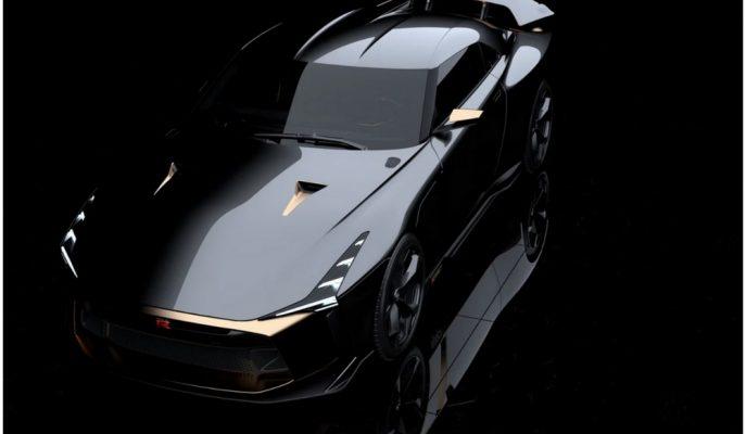 Nissan ile Italdesign 50. Yıla Özel Akıl Dışı Bir GT-R Üretti!
