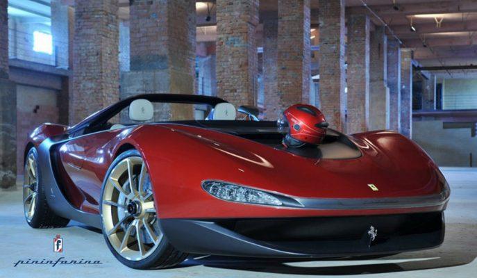 Pininfarina Turin Auto Show'a Geçmişin En İyi Modelleriyle Geliyor!