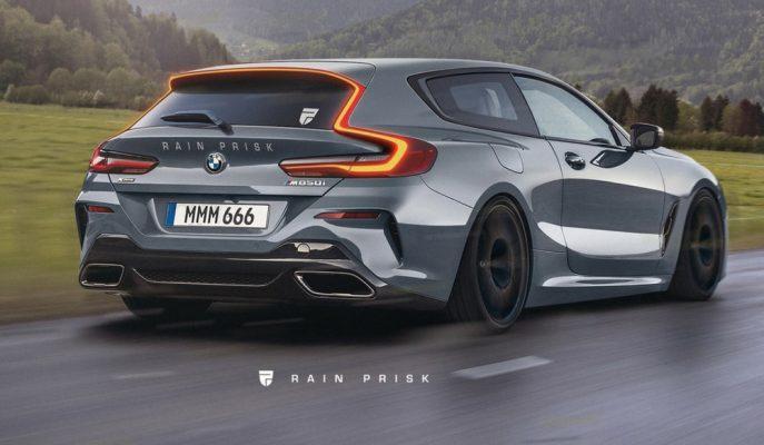 Rain Prisk'in İnanılmaz BMW ve Lexus Shooting Brake Yorumu
