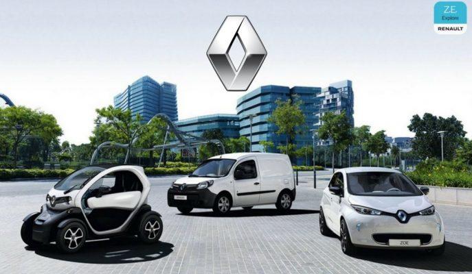 Renault Fransa Fabrikalarına 1.2 Milyar Dolardan Fazla Yatırım Yapıyor!
