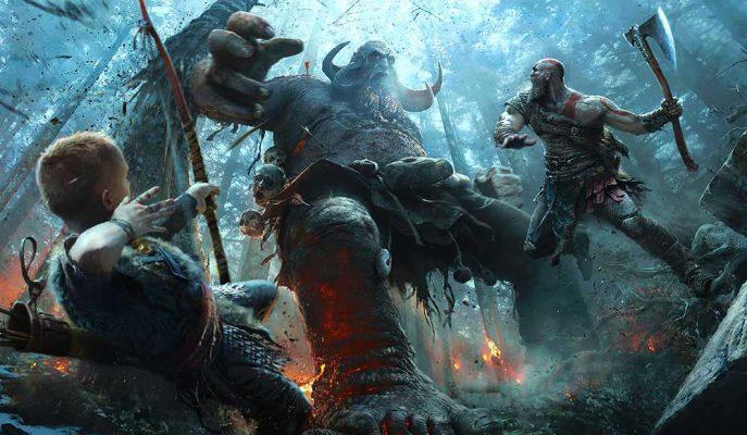 Sony Efsane Oyunu God of War için Büyük İndirim Yaptı!