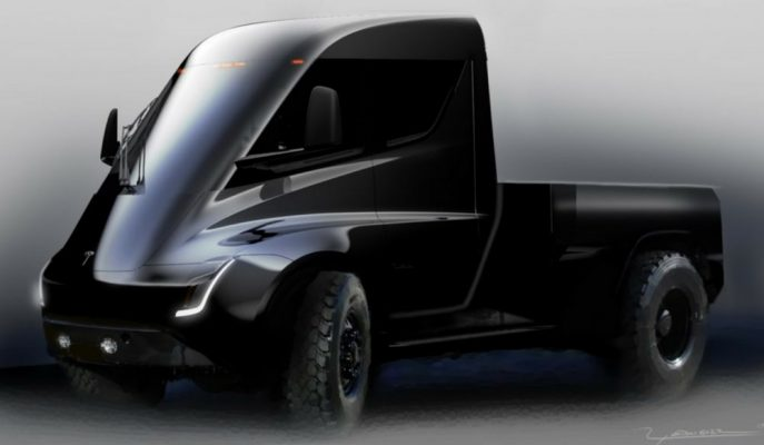 Tesla Şimdi de 4×4 Pick-up Hazırlığı Yapıyor!