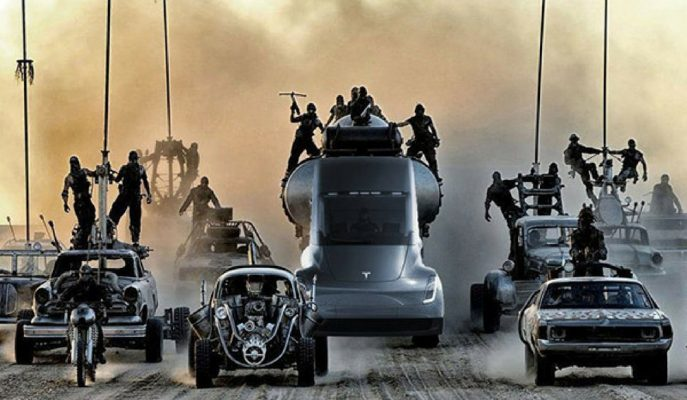 Tesla'nın Otonoma Getirdiği Hayret Verici Sürüş Modu!