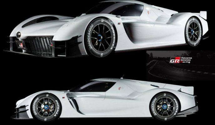 Toyota'nın 1000 Beygirlik GR Super Sport Gösterisi Başlıyor!
