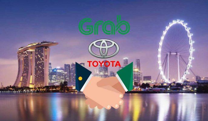 Toyota Singapurlu Grab'e 1 Milyar Dolarlık Yatırım Yapıyor!