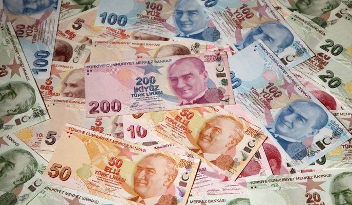2017 Son Çeyreğine Göre Türkiye'nin Finansal Varlıkları 11 Trilyon 289 Milyar TL