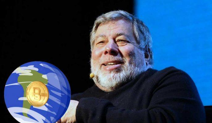 Twitter CEO'sunu Destekleyen Wozniak, Bitcoinin Tek Para Birimi Olmasını Umuyor!