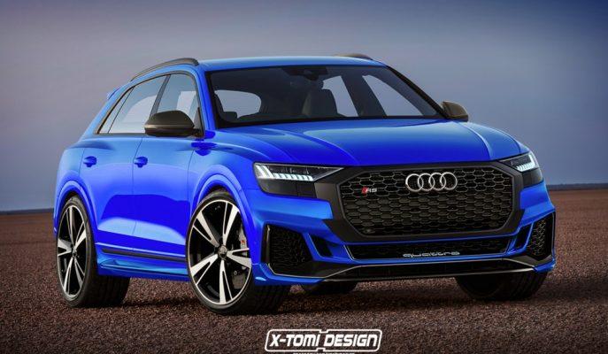 Yeni Audi Q8'e Yapılan En İyi RS Yorumu!