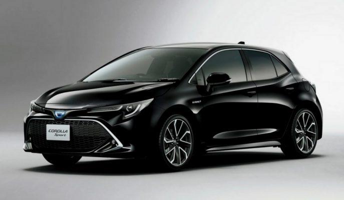 """2019 Yeni Toyota Corolla'ya """"SPORT"""" Versiyon Desteği Geliyor!"""