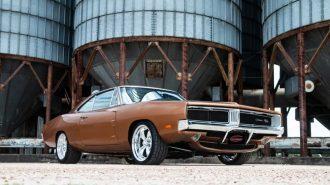 """İki Gücün Bir Araya Getirilişi: """"1969 Dodge Charger Hellcat Bumbera"""""""