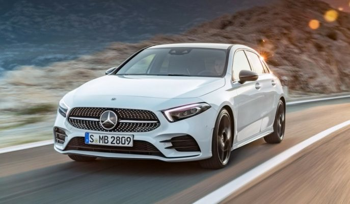 2019 Mercedes A Serisi'nin Hibrit Motor Özellikleri Açıklandı!
