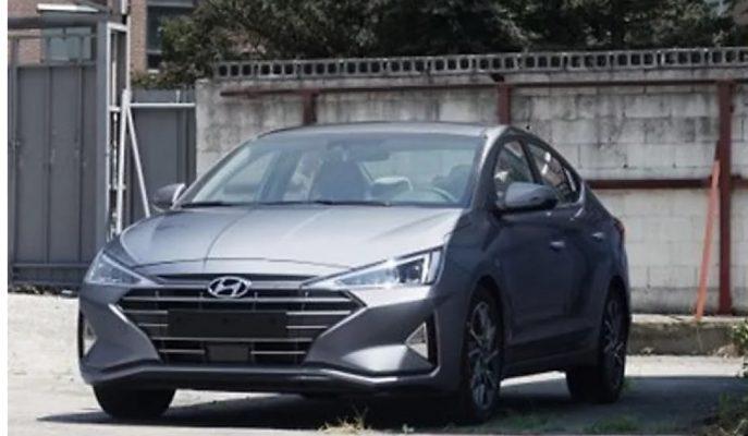 2019 Yeni Hyundai Elantra Daha Sert Bir Görünümle Geliyor!
