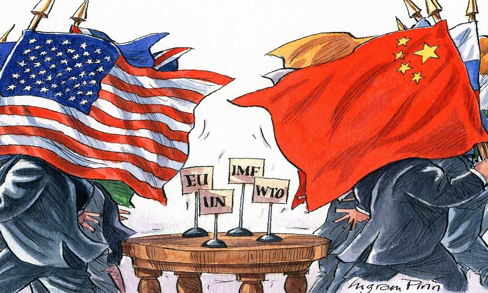 6 Temmuz'da Ticaret Savaşları Başladı