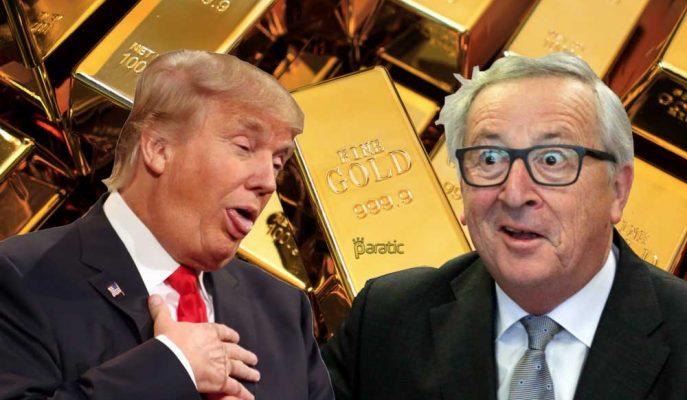 Altın Fiyatları ABD ile AB Görüşmesi Öncesinde Sakinliğini Koruyor