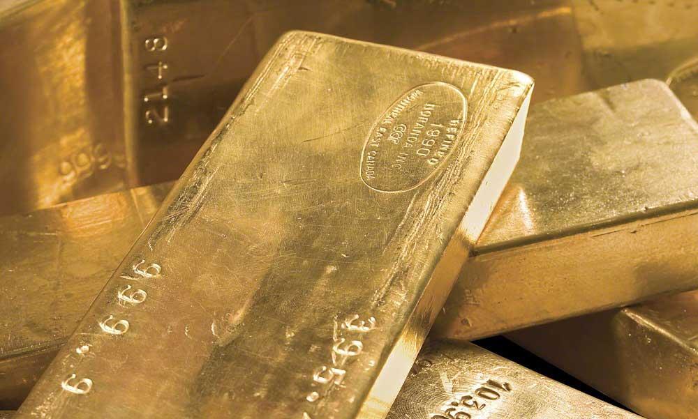 Altın Onsu 1245 Dolar