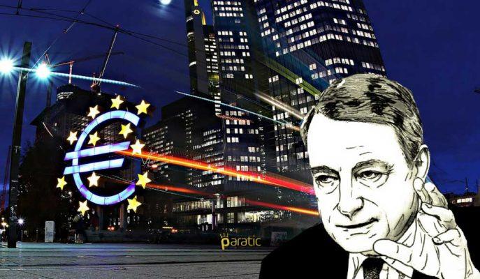 AMB Faizleri Sabit Tuttu, Euro Dolar Karşısında Güç Kaybetti