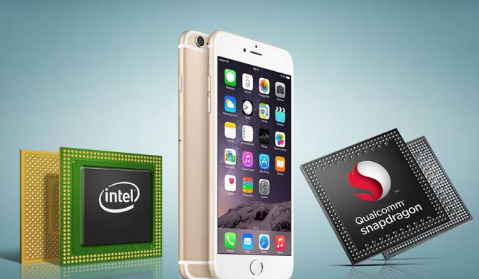 Apple ile Qualcomm Arasındaki Patent Kavgası Intel'e Yarayabilir!