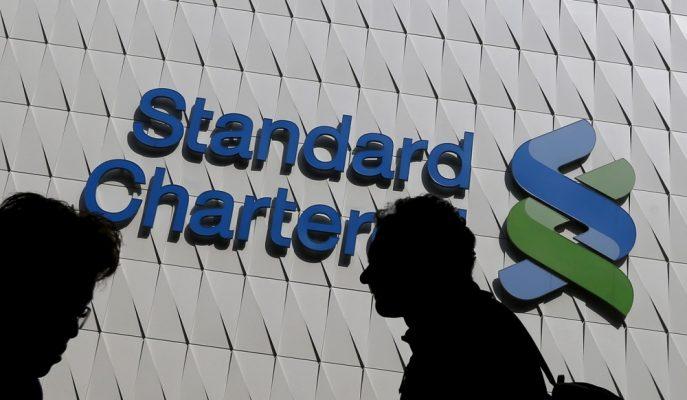 Beklentileri Aşan Standard Chartered'ın Karı İlk Yarıda % 34 Artış Gösterdi!