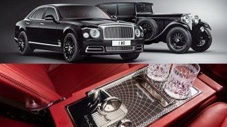 """Bentley 100. Yılı Adına Çıkartacağı """"Mulsanne WO Edition Serisi""""ni Gösterdi!"""