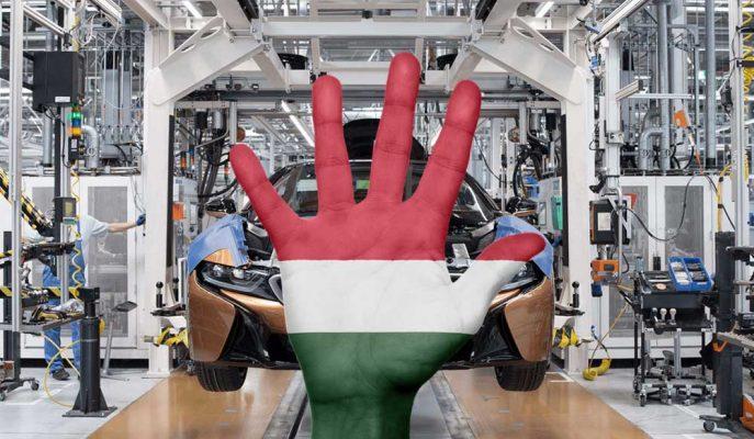 BMW 1 Milyar Euro Yatırımla Macaristan'da Fabrika Açıyor!