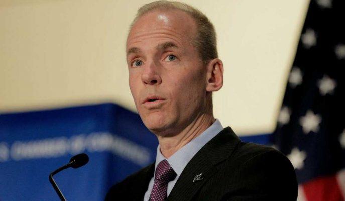 Boeing CEO'su Gümrük Tarifeleri ve Ticaret Kısıtlamalarıyla İlgili Endişeli!