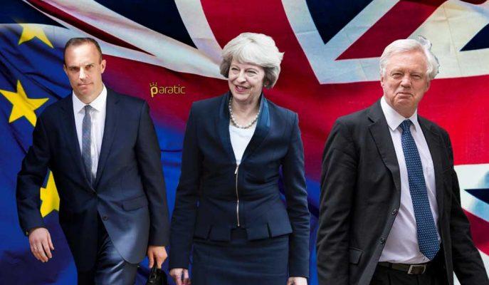 Brexit Bakanı İstifa Etti, Başbakan Krize Girdi, Yerine Dominic Raab Geldi!