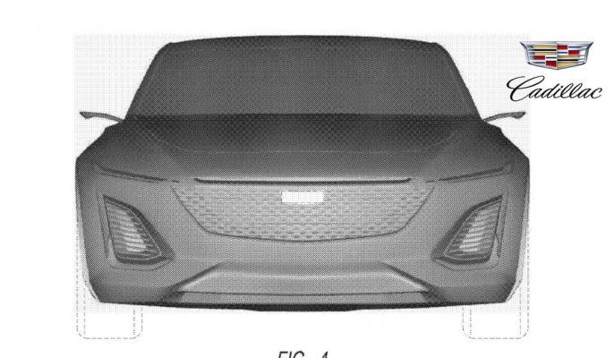 Cadillac 2. Nesil ATS Coupe'un Tasarım Patentini Aldı!