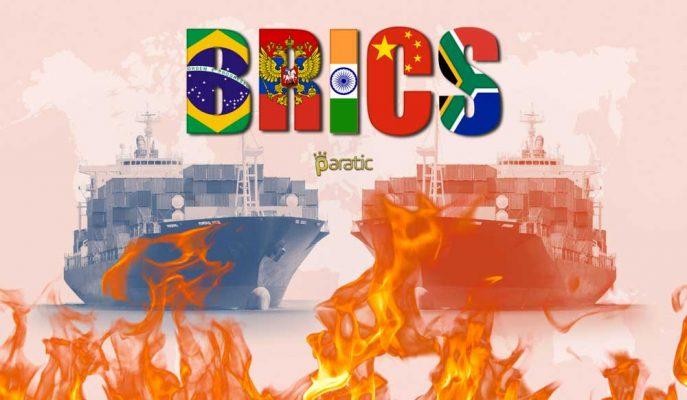 Çin, Brezilya, Rusya, Hindistan ve Güney Afrika, ABD'ye Karşı Tek Yumruk Olabilir