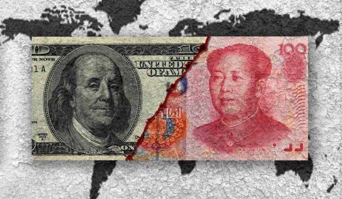 Çin Dışında İşlem Gören Yuan Dolar Karşısında 12 Ayın Dibini Gördü