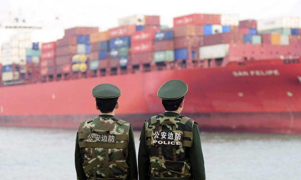 Çin Nisan'da Gümrük Vergisi Misillemesi Yaptı