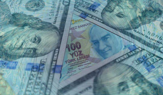 Dolar 4,7678'e İndi, Türk Lirası En Çok Değer Kazanan Gelişen Ülke Parası Oldu