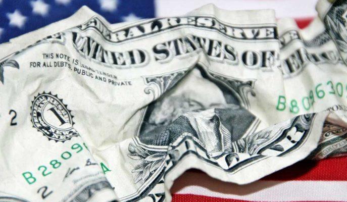 Dolar Kuru Büyüme Öncesi 4,88 Lirayı Gördükten Sonra Düşüşe Geçti